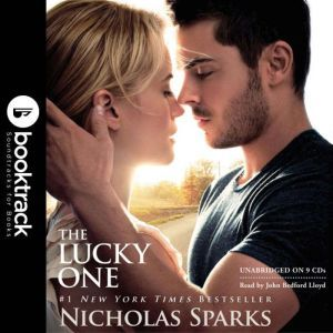The Lucky One - Booktrack Edition, Nicholas Sparks