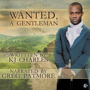 Wanted, A Gentleman, K.J. Charles