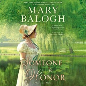 Someone to Honor, Mary Balogh
