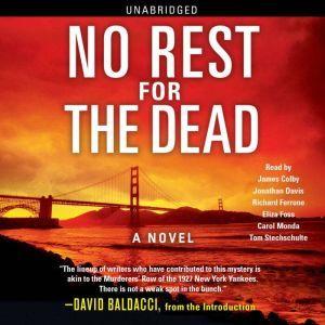 No Rest for the Dead, David Baldacci