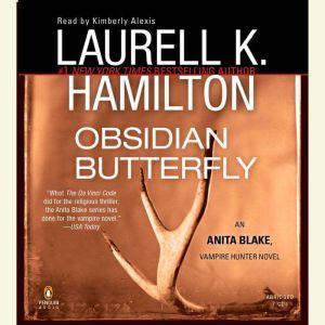 Obsidian Butterfly, Laurell K. Hamilton
