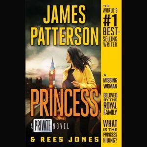 Princess: A Private Novel, James Patterson