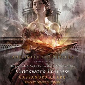 The Clockwork Princess, Cassandra Clare