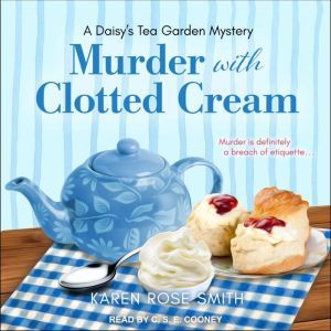 Murder with Clotted Cream, Karen Rose Smith
