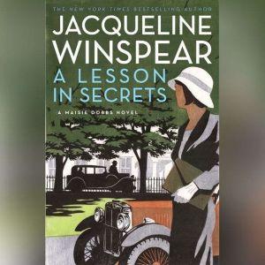 A Lesson in Secrets, Jacqueline Winspear