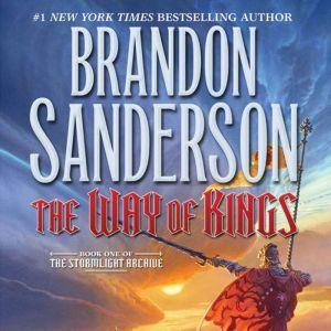 The Way of Kings, Brandon Sanderson