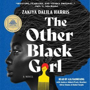 The Other Black Girl A Novel, Zakiya Dalila Harris
