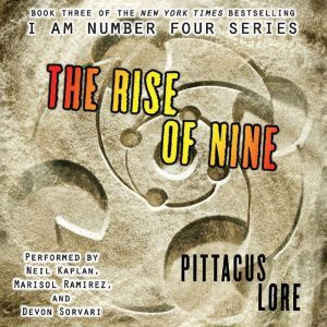 The Rise of Nine, Pittacus Lore
