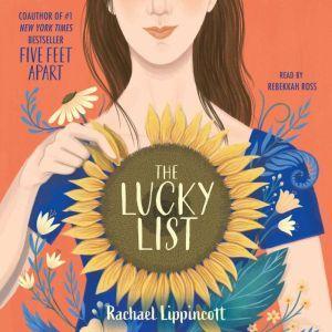 The Lucky List, Rachael Lippincott