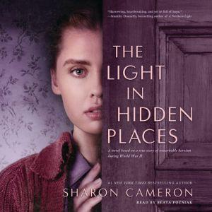 Light in Hidden Places, Sharon Cameron