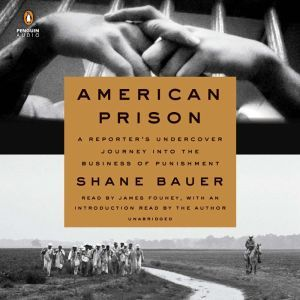 American Prison A Reporter's Undercover Journey into the Business of Punishment, Shane Bauer