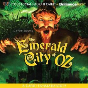 The Emerald City of Oz, L. Frank Baum