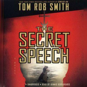 The Secret Speech, Tom Rob Smith