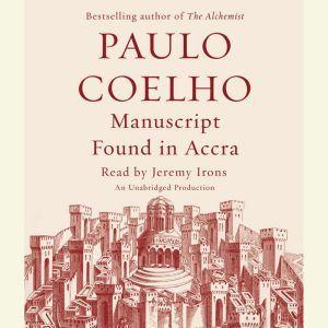 Manuscript Found in Accra, Paulo Coelho