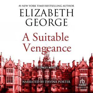 A Suitable Vengeance, Elizabeth George