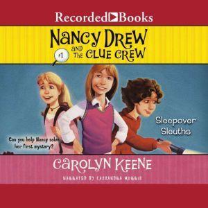 Sleepover Sleuths, Carolyn Keene