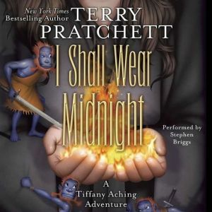 I Shall Wear Midnight, Terry Pratchett