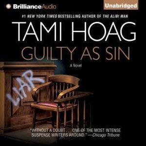 Guilty as Sin, Tami Hoag