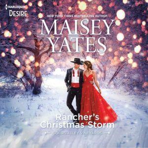 Rancher's Christmas Storm, Maisey Yates