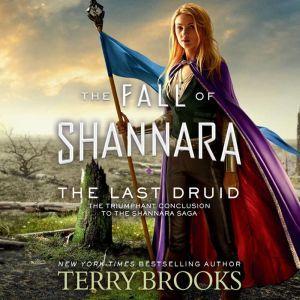 The Last Druid, Terry Brooks