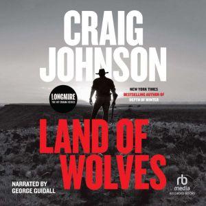 Land of Wolves, Craig Johnson