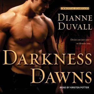 Darkness Dawns, Dianne Duvall