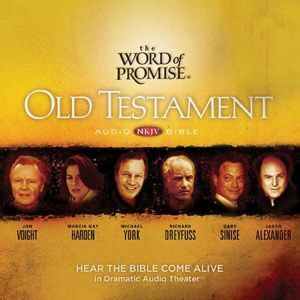 NKJV Word of Promise Audio Bible Old Testament, Jim Caviezel