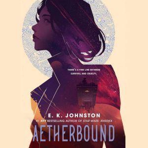 Aetherbound, E.K. Johnston