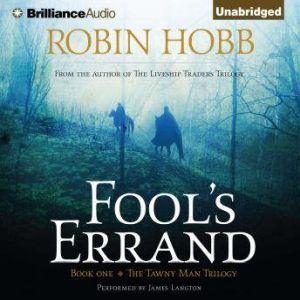 Fool's Errand, Robin Hobb