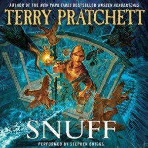 Snuff, Terry Pratchett