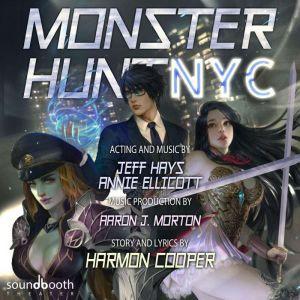 Monster Hunt NYC, Harmon Cooper