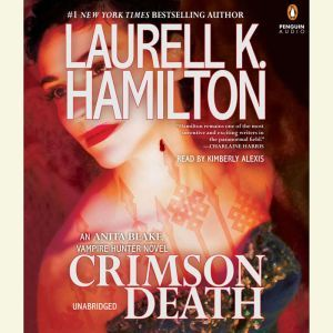 Crimson Death, Laurell K. Hamilton