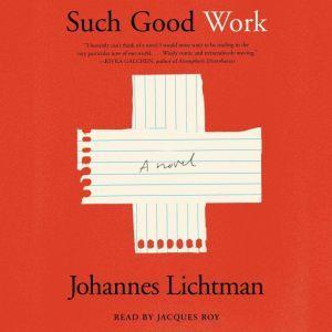 Such Good Work: A Novel, Johannes Lichtman