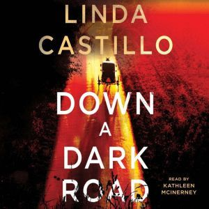 Down a Dark Road: A Kate Burkholder Novel, Linda Castillo