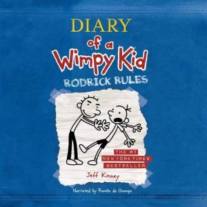 Diary of a Wimpy Kid: Rodrick Rules, Jeff Kinney