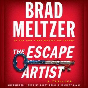 The Escape Artist, Brad Meltzer