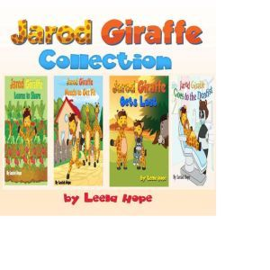 jarod Giraffe Collection, Leela Hope