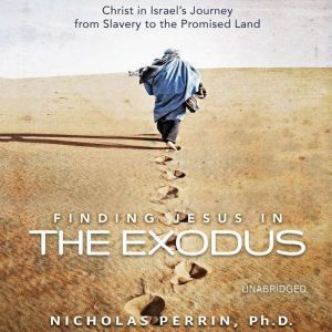 Finding Jesus In the Exodus: Christ in Israel's Journey from Slavery to the Promised Land, Nicholas Perrin