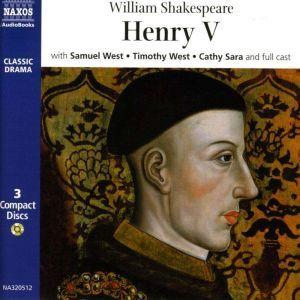 Henry V, William Shakespeare