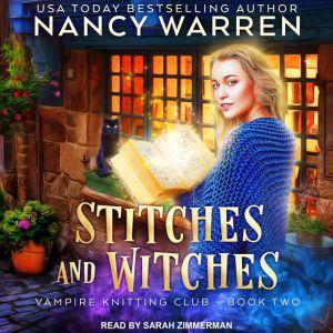 Stitches and Witches, Nancy Waren