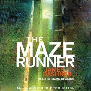 The Maze Runner (Maze Runner Series #1), James Dashner