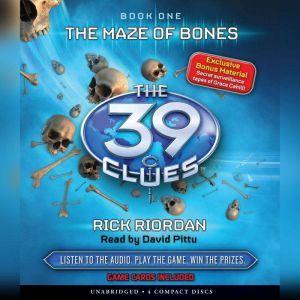 The 39 Clues Book One: The Maze of Bones, Rick Riordan