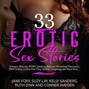 33 Erotic Sex Stories, Kelly Sanders