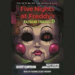 Five Nights at Freddys Fazbear Frights 3: 1:35 AM, Scott Cawthon