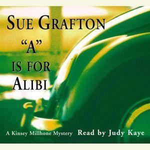 A Is For Alibi, Sue Grafton