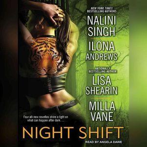 Night Shift, Ilona Andrews
