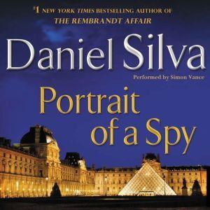 Portrait of a Spy, Daniel Silva
