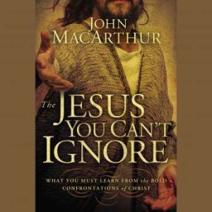 The Jesus You Can't Ignore: What You Must Learn from the Bold Confrontations of Christ, John F. MacArthur