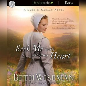 Seek Me With All Your Heart, Beth Wiseman
