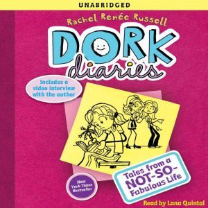 Dork Diaries Tales from a Not-So-Fabulous Life, Rachel Renee Russell